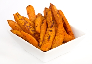 shutterstock_162306056 sweet potato wedges Apr15