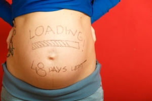 shutterstock_244012162 pregnancy tummy loading May15
