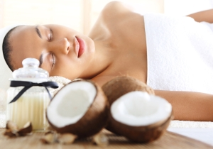 shutterstock_245568370 woman in spa with coconut June15