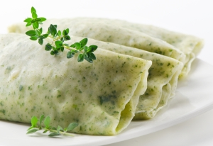 shutterstock_114505228 spinach pancake July15