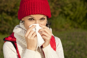 shutterstock_174855620 woman with cold Sept15
