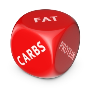 shutterstock_164214956 protien fats carbs dice Oct15