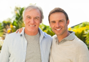 shutterstock_72617749 men father and son Oct15