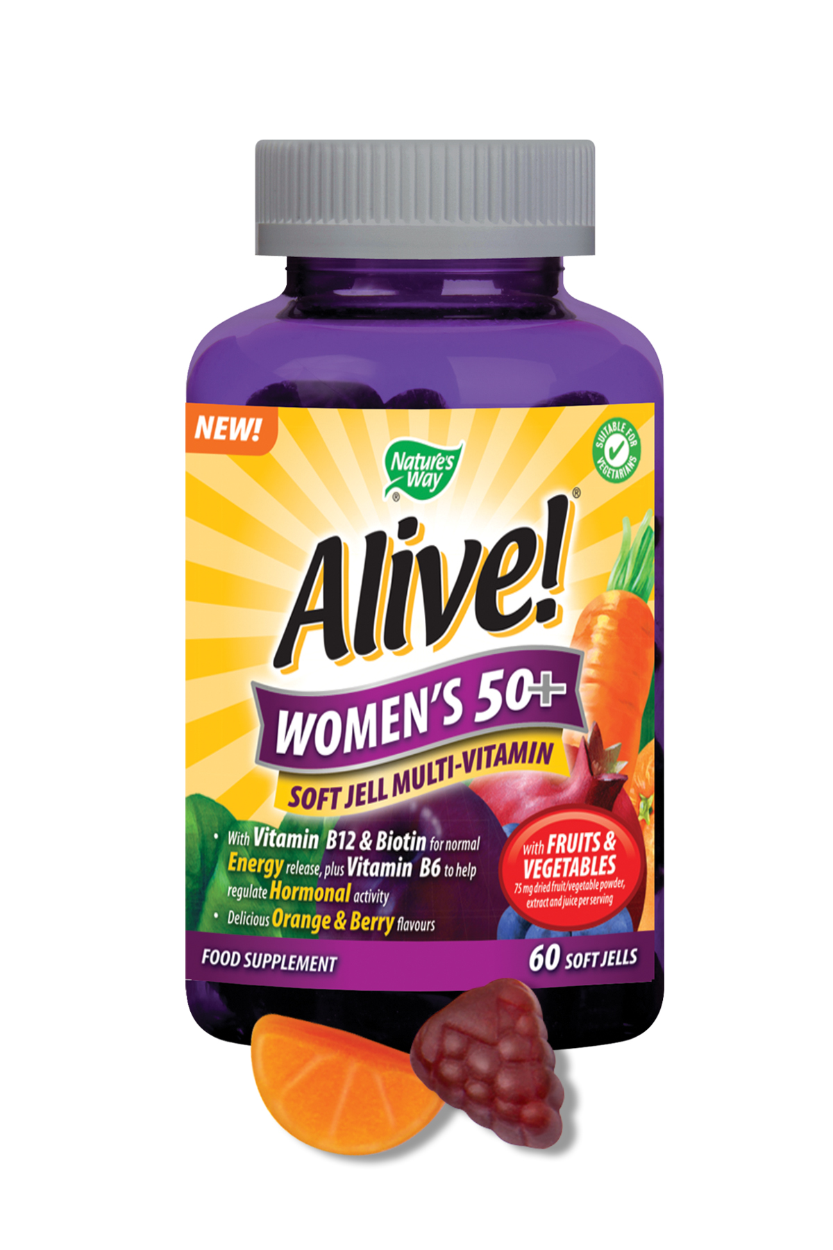 there's a lot of life in these multi vitamins find out