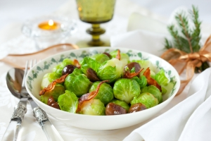 shutterstock_86858659 sprouts and bacon Nov15