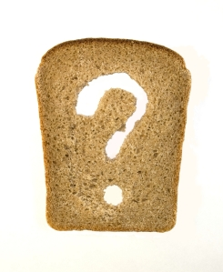 shutterstock_49228702 bread question mark Jan16