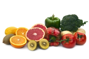 shutterstock_81302035 vitamin C fruit and veg Jan16