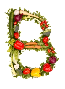 shutterstock_86346037 B vitamin vegetable shape Mar16