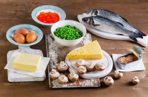 shutterstock_360639257 vitamin D foods May16