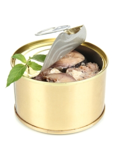shutterstock_152130665 canned fish June16