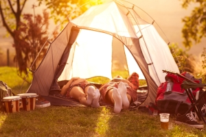 shutterstock_417250732 couple sleeping in tent June16