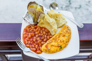 shutterstock_423832564 egg potato baked beans June16