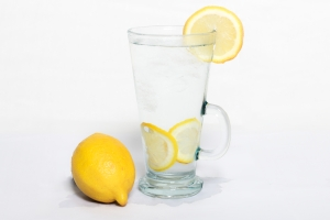 shutterstock_360385121 glass of water with lemon July16