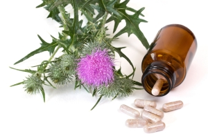 shutterstock_364922171 milk thistle capsules July16