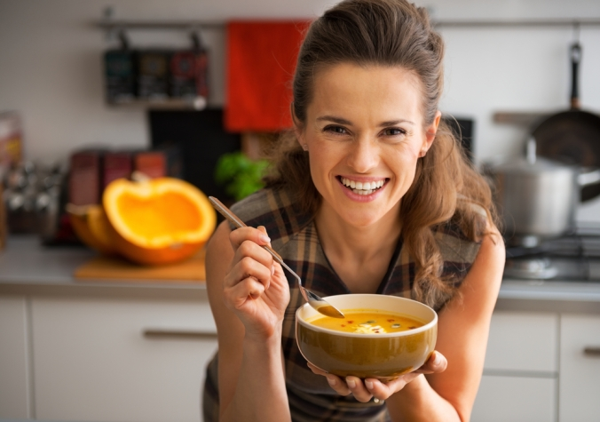 shutterstock_251028409-woman-smiling-soup-nov16