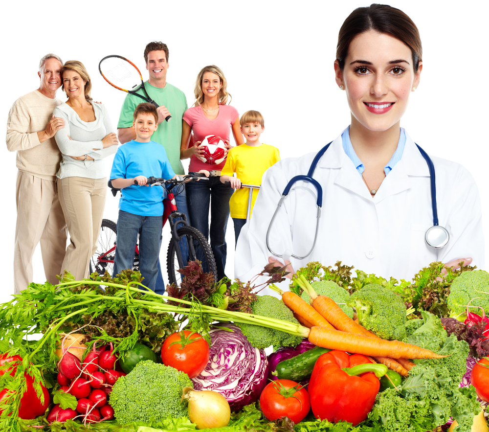 Millions Of Brits Are Under-nourished: National Diet And