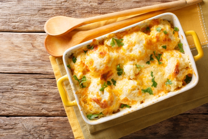 shutterstock_1183271935 cauliflower cheese Mar21