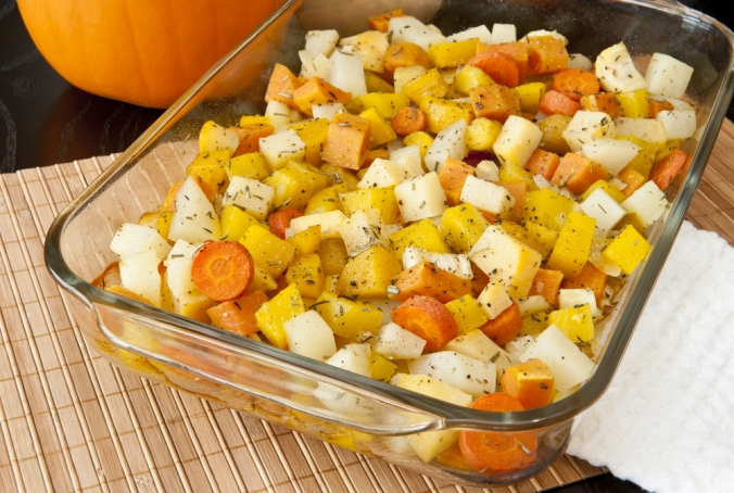 Colorful,Blend,Of,Roasted,Potatoes,,Yams,,Carrots,,Yellow,Beets,,Parsnips